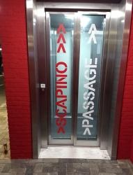 lift in Kronenburg